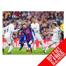 Lionel Messi Barcelona Poster Print A4/A3 Tamaño-Compre 2 lleve 2 Gratis
