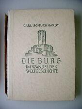 Burg im Wandel der Weltgeschichte 1931 Museum der Weltgeschichte