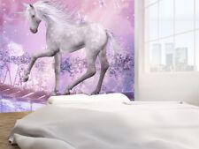 3d Beautiful Unicorn photo Wallpaper wall mural (10482356) 3d Unicorn