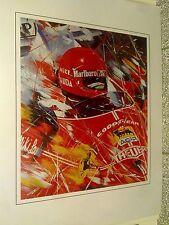 Niki Lauda by Eric-Jan Kremer