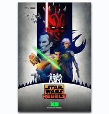59457 Star Wars Rebels SeasonUS TV Series Shows Wall Print Poster CA