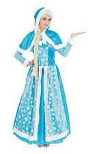 Costume Carnevale Donna Regina Dei Ghiacci Ice Queen PS 25700