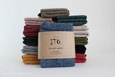 1 Paar Pulswärmer Hand- und Beinstulpen von Ito reine Seide verschiedene Farben