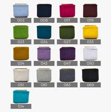 Strickbündchen Pulloverbündchen Strickbund Armbund Jacke Ärmelbündchen 17 Farben