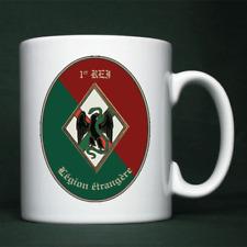 Légion étrangère, Foreign Legion, 1er REI, Régiment étranger d'infanterie, Mug