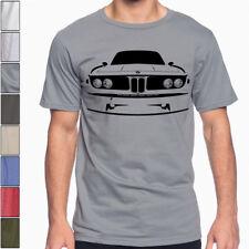 BMW E9 3.0 CSL Racing Soft T Shirt Multi Colors