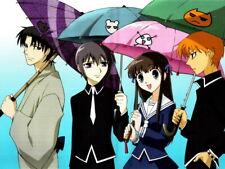 Fruits Basket Umbrella Anime Manga Art Huge Print POSTER Affiche