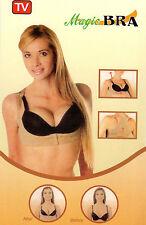 Large Magic Push Up Bra Posture Body Shaper Breast Back Support Lingerie Breast