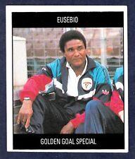 ORBIS 1990 WORLD CUP COLLECTION-#H-PORTUGAL-EUSEBIO-GOLDEN GOAL SPECIAL