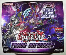 YuGiOh! FUSION ENFORCERS *FUEN* CHOOSE YOUR SECRET AND SUPER RARE CARDS