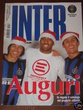 INTER FOOTBALL CLUB 2002/12 AJAX NEWCASTLE J. ZANETTI