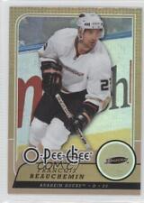 2008-09 O-Pee-Chee Rainbow Foil #36 Francois Beauchemin Hockey Card