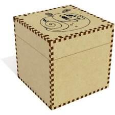 'Cute Snail' Jewellery / Trinket Boxes (vJB0014830)