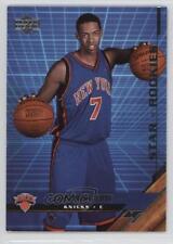 2005-06 Upper Deck #211 Channing Frye New York Knicks RC Rookie Basketball Card