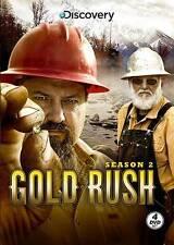 Gold Rush : Season 2 (DVD, 2012, 4-Disc Set) - Region 4