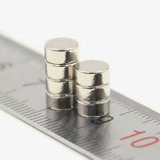 Forte 7mm x 2mm Magneti Al Neodimio Disco Cilindro grado N52