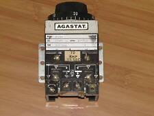 Agastat Timer 7012PD 5-50 Sec 120VDC Coil  7012-PD