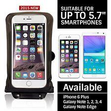 "DiCAPac WP-C2 wasserdichtes Smartphone Case bis 14,4 cm (5,7"") Screen - 6 Farben"