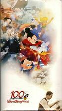 "WALT DISNEY WORLD....""100 YEARS OF MAGIC""...... VACATION PLANNER VHS VIDEO"