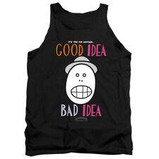 Animaniacs - Good Idea Bad Idea - Adult Tank Top