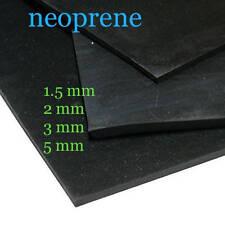 Neoprene Black fabric Aquatic Gears Sports Flexible Flexible Synthetic Rubber