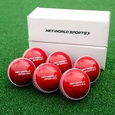 FORTRESS Cricket Balls [6 Pack] | Incrediballs Garden Balls Kwik Cricket Balls