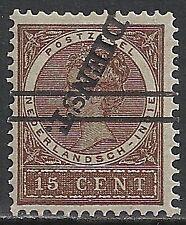 Netherland Indies stamps 1911 NVPH Service 19af Inverted Ovpt  MNH  VF