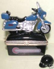 Midwest PHB hinged box Harley Davidson Touring bike NIB, biker, motorcycle