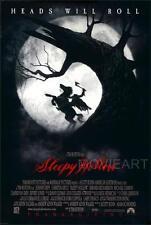 Película De Sleepy Hollow Movie Poster A4 A3 impresión De Arte Cine