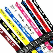 Adidas Lanyard NEW Black Blue Pink White Yellow Red