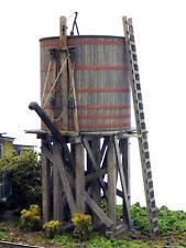 BANTA MODELWORKS BRANCH WATER TANK O On30 Railroad Structure Unptd Kit BM6135