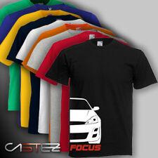 Camiseta  Coche basado focus mk1 st rs ford racing  ENVIO 24/48h