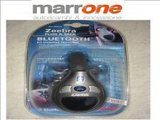 Kit Bluetooth VIVAVOCE Auto LAMPA SPINOTTO UNIVERSALE DUE MICROFONI ALTOPARLANTE