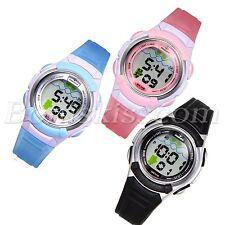 Boys Girls Multi-function Digital Electronic Wrist Watch Children's Day Gift