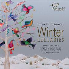Winter Lullabies (Finch, Christ Church Cathedral Choir) CD NEW