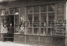 Ancien commerce Epicerie Droguerie Toulouse - Photo ancienne 1920 retirage