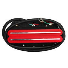 Hot Rail Humbucker Pickup Dual Blade for Electric Guitar Fender Tele Parts