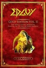 EDGUY - Gold Edition Vol. II  NEU 3 CD A5 DIGI PACK
