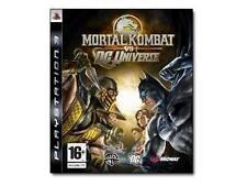 Mortal Kombat vs. DC Universe (Sony PlayStation 3, 2008) - European Version