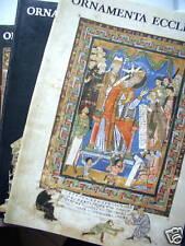 3 BD. ornamenta Ecclesiae ARTE ARTISTI romanico Colonia