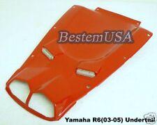 Yamaha YZF-R6 YZF R6 03 04 05 Undertail Undertray Red