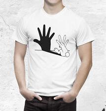 Conejo T Shirt De Sombras