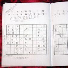 Udoku™: Personalized Sudoku Book Custom Made for You -- **FULL CUSTOMIZATION**