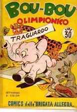 COMICS BRIGATA ALLEGRA-NERBINI-N°22 BOU-BOU OLIMPICO