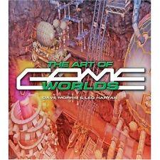 ART OF GAME WORLDS -ô¿ô- EVERY PG ILLUS!