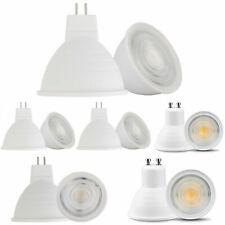 10X Dimmable GU10 MR16 GU5.3 COB LED Spotlight 5W Bulb Light Replace 50W Halogen