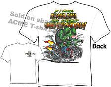Ratfink T Shirts Big Daddy Clothing Ed Roth T Shirt Chopper Bobber Gotta Explain