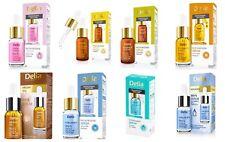 Delia Face Serum Neckline Anti Wrinkle Collagen Argan Oil Vitamin A E F