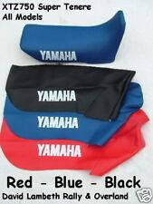 Yamaha 3LD Super Tenere XTZ 750 Seat Cover Coprisella Sitzbezug Funda Asiento
