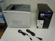 Q7816A HP LASERJET P3005X P3005DN PRINTER+NEW MSE HP Q7551X 51X HIGH YIELD TONER